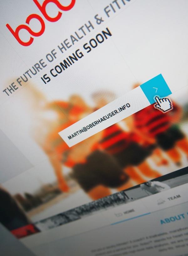 Bobo Logo and Teaser #Website by Martin Oberhäuser, via #Behance #Webdesign