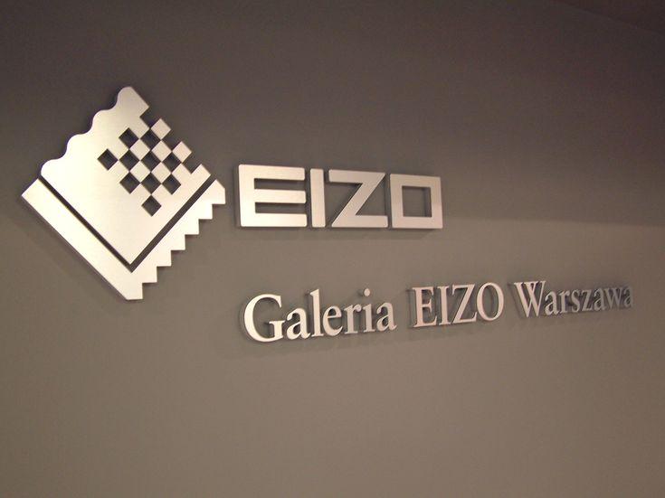 Litery Przestrzenne Galeria EIZO