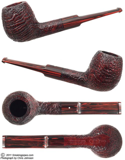 Dunhills are easily the most overrated pipe on the planet but this Dunhill Cumberland is very nice.