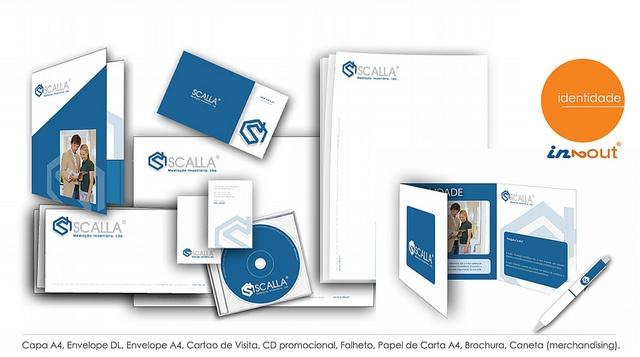 Scalla  Graphic Design 2009