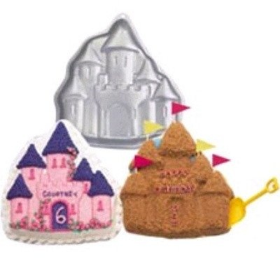 Castle Shaped Cake Pan by Wilton