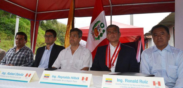 """El proyecto denominado """"Manejo integral Binacional de cuencas hidrográficas transfronterizas como medidas de mitigación y adaptación al cambio climático"""""""