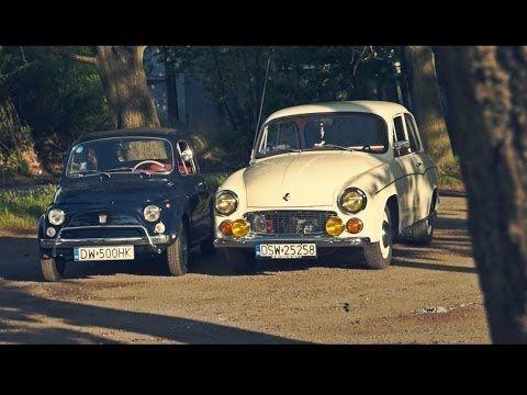 A. Rosiewicz - Ballada o miłości małego Fiata do Syrenki - YouTube