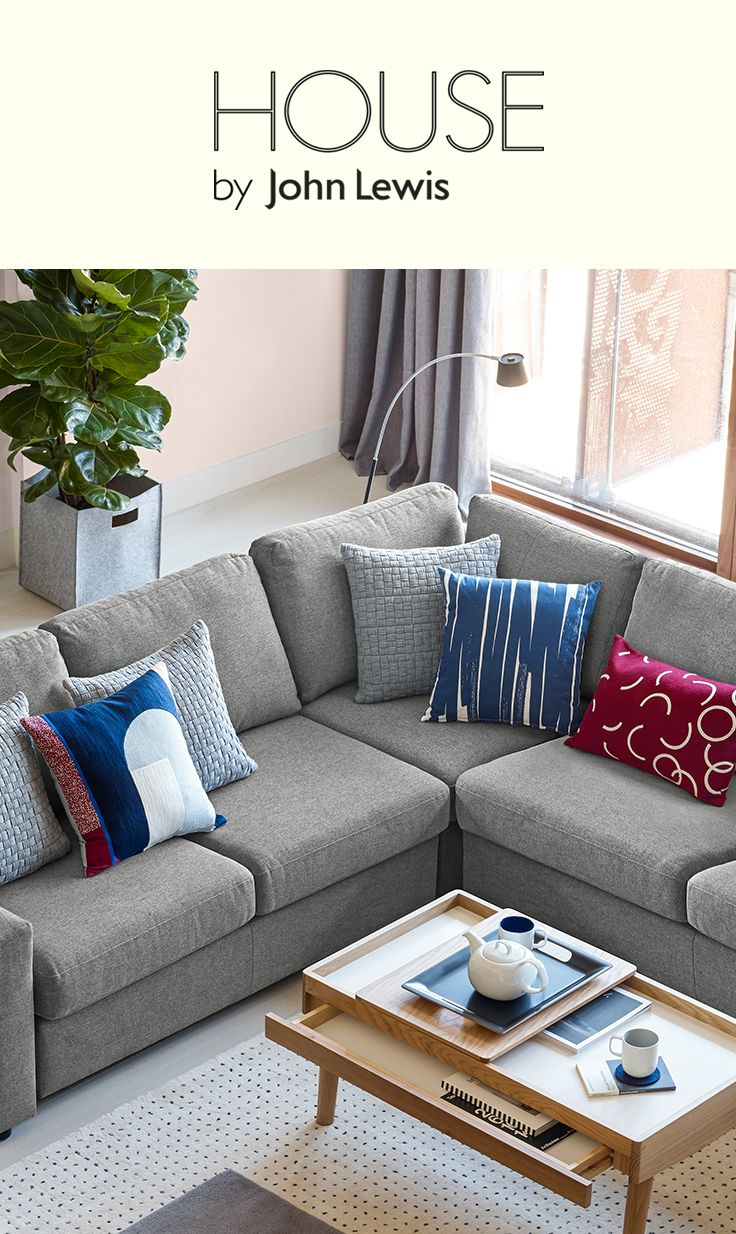 Designer Sofas John Lewis Flexible And Multifunctional House By John Lewis Is Designed To Be