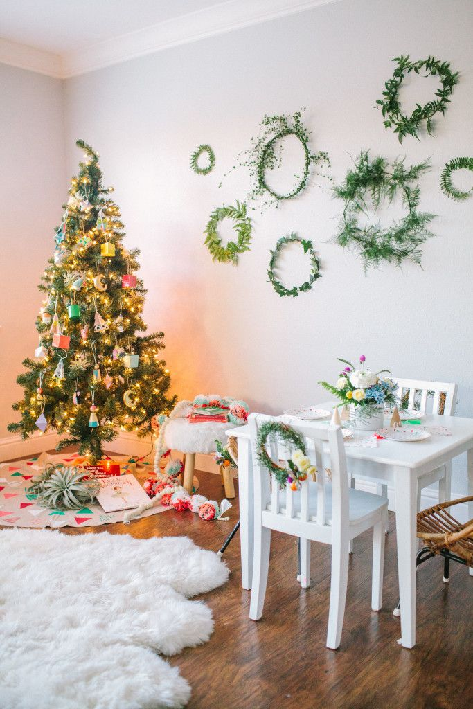 Beijinhos Christmas with Land of Nod-Beijos Events