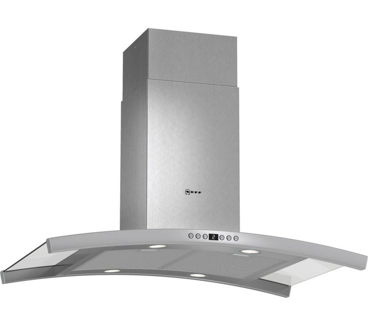 NEFF I89DK62N0B Chimney Cooker Hood - Stainless Steel, Stainless Steel: Use the Neff I89DK62NOB Chimney Cooker… #Electrical #HomeAppliances