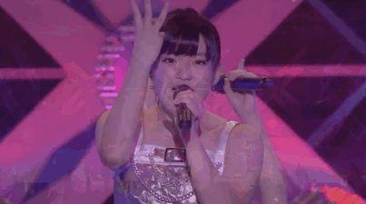 Suzuki Kanon gif #MorningMusume #モーニング娘 #SuzukiKanon #Zukki #鈴木香音