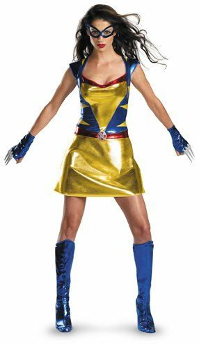 Wild Thing (Daughter Of Wolverine) Sexy Adult Costume,$56.99