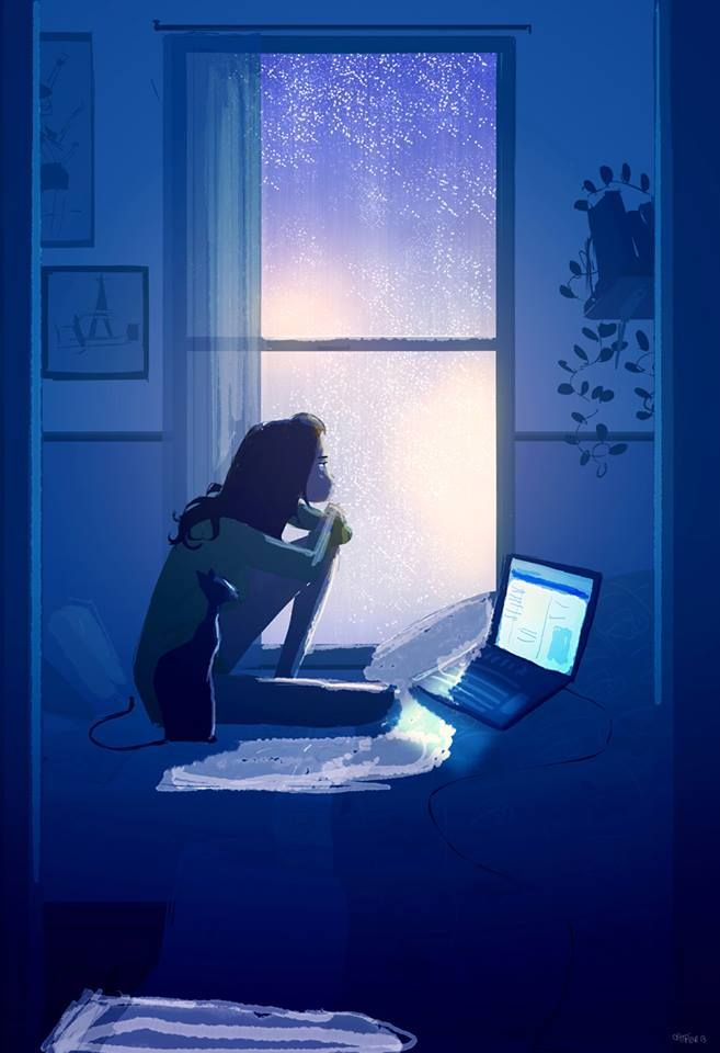 """Status: Single"" by Pascal Campion* • Blog/Website 