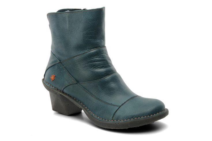 Art Oteiza 621 (Vert) - Bottines et boots chez Sarenza (200124)