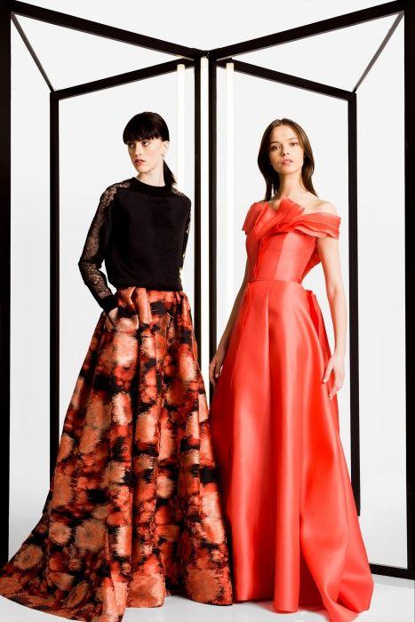 Carolina Herrera pre-collezione donna autunno-inverno 2016-2017 http://modainpasserella.blogspot.it/2015/12/0202-carolina-herrera-collezione-donna.html #HouseofHerrera #moda #fashion #PreFall2016