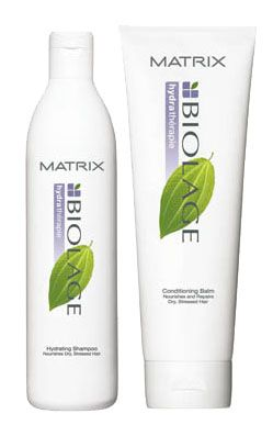 Matrix Biolage Hydrate shampoo and conditioning balm are literally the best shampoos God gave man. They make hair SO SMOOTH AND AMAZING. Buy it. Just buy it... it's pricey but worth every penny.