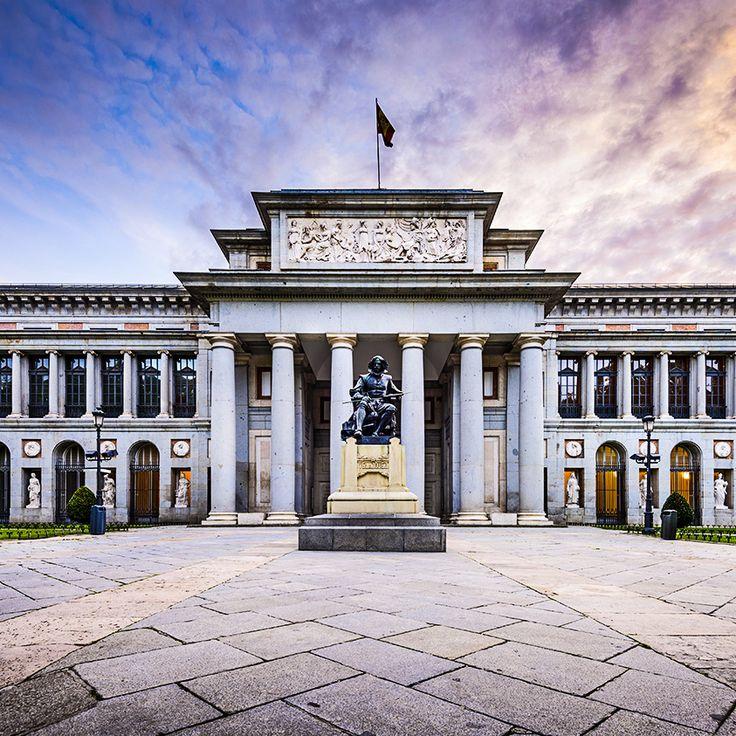 Perla del Neoclassicismo Spagnolo, il museo del Prado ospita da sempre più di 311 opere di inestimabile valore.