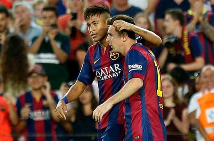 When Neymar is devalued …