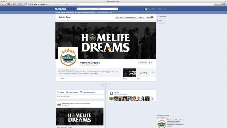 Homelife Dreams Brokerage - Facebook / Social Media Marketing
