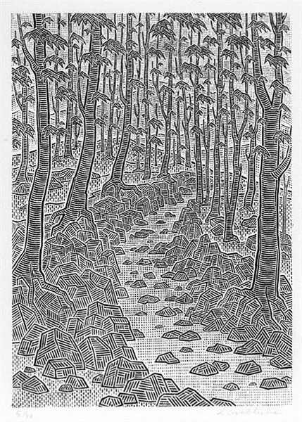 17 Best Images About Linocuts Woodcuts Black And White