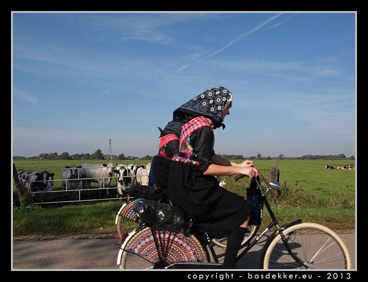 fietsen in Staphorst