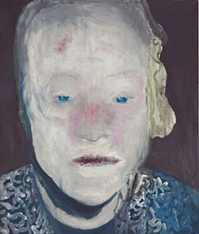 Marlene Dumas (born 3 August 1953) is a South African born artist and painter who lives and works in Amsterdam, the Netherlands
