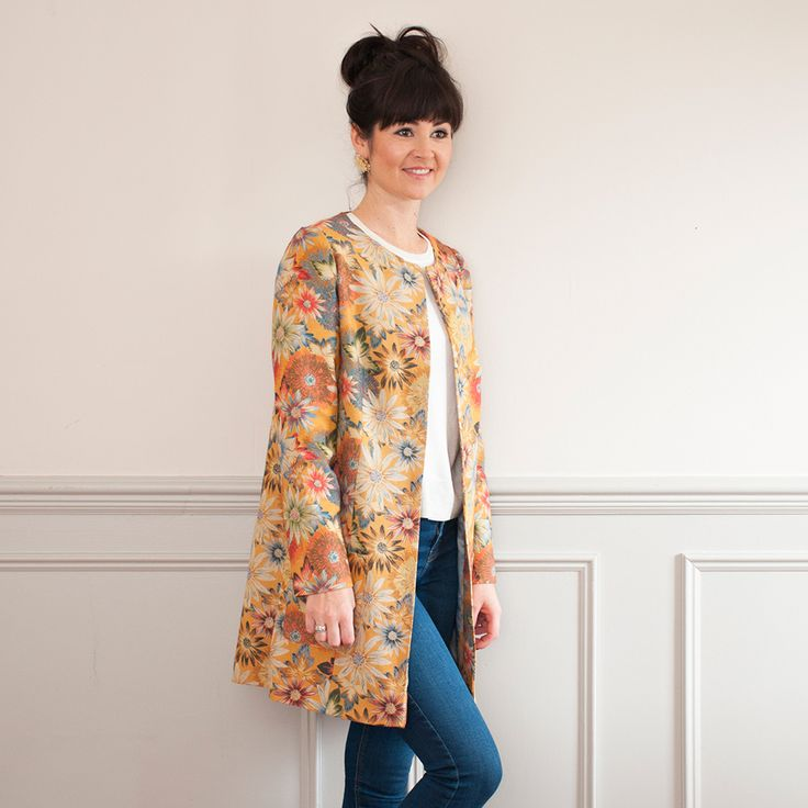 25+ best ideas about Sewing Coat on Pinterest