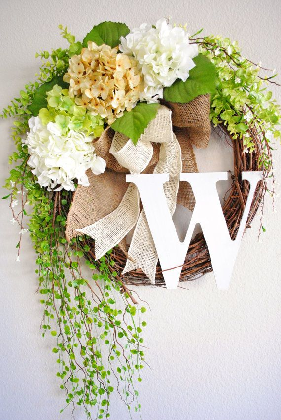 bridal bouquet wreath