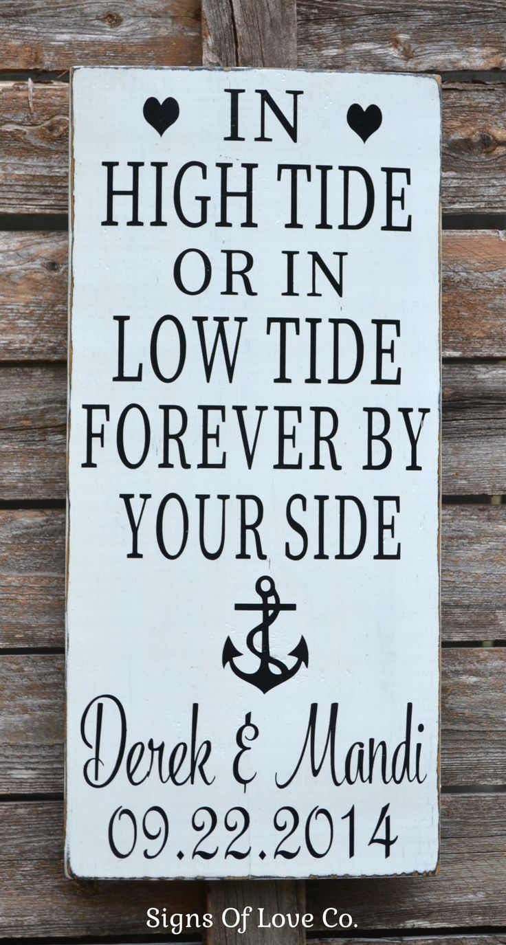 1312 best Wood Signs Wedding Beach Lake Home images on Pinterest ...