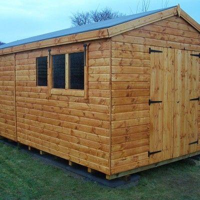 apex3f 20 x 10 apex shed garden sheds