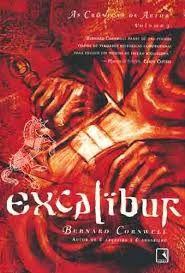 Excalibur livro - Bernard Cornwell