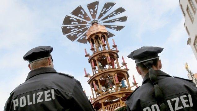 Schwerin: Entsetzen nach Anschlag in Berlin: Mehr Polizei für Weihnachtsmärkte in MV | svz.de