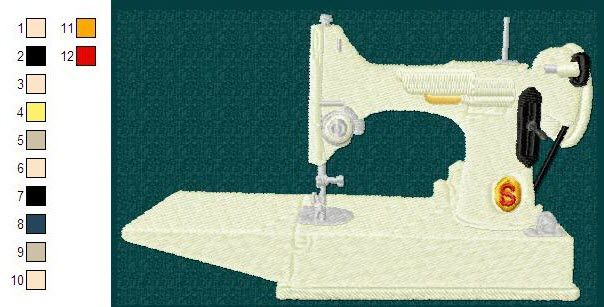 89 Best Images About Featherweight Sewing Machines On
