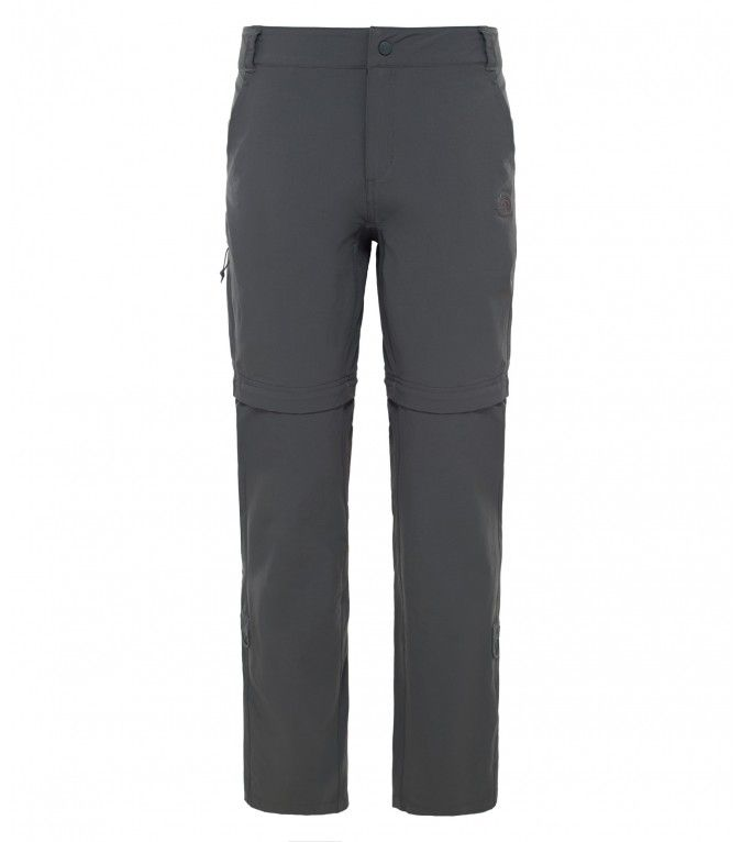 The North Face Women's Exploration Convertible Trousers TNF Black