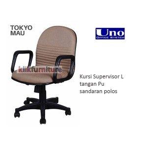 Kursi Supervisor Tokyo Mau Uno