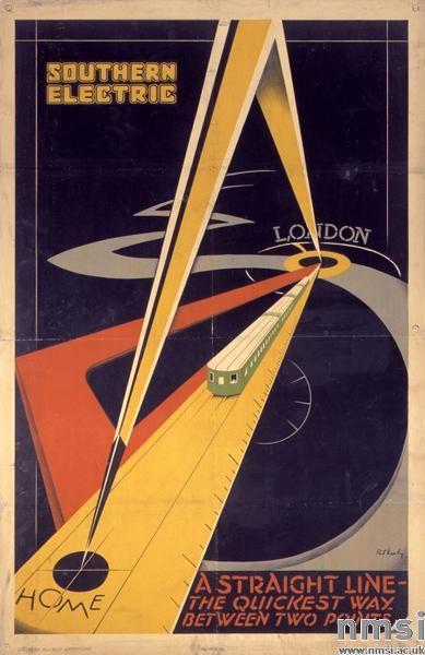 Southern Railway - Pat Keely, (1931). @designerwallace