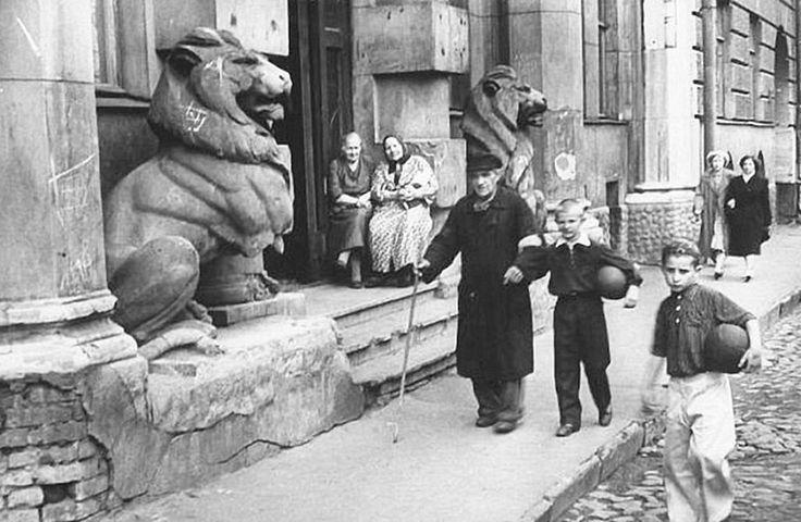 """Малая Молчанова"" Фото 1950-х гг."