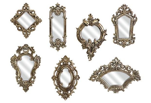 Buckingham Mirrors Set on OneKingsLane.com
