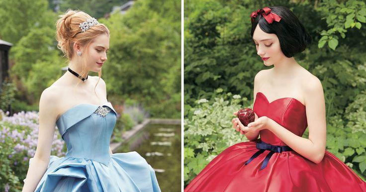 Moltissime ragazze cresciute a pane e classici Disney, vorrebbero sentirsi come una principessa delle fiabe nel giorno delle nozze. Per chi ama la Bella Addormentata, Cenerentola, Biancaneve o la Sire