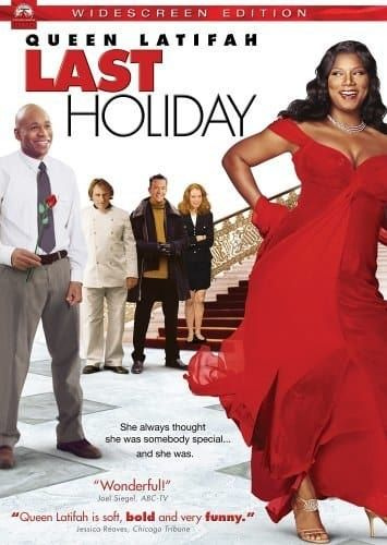 Pick some Christmas Stuff to do and tell you what Christmas movie to watch I got the Last Holiday