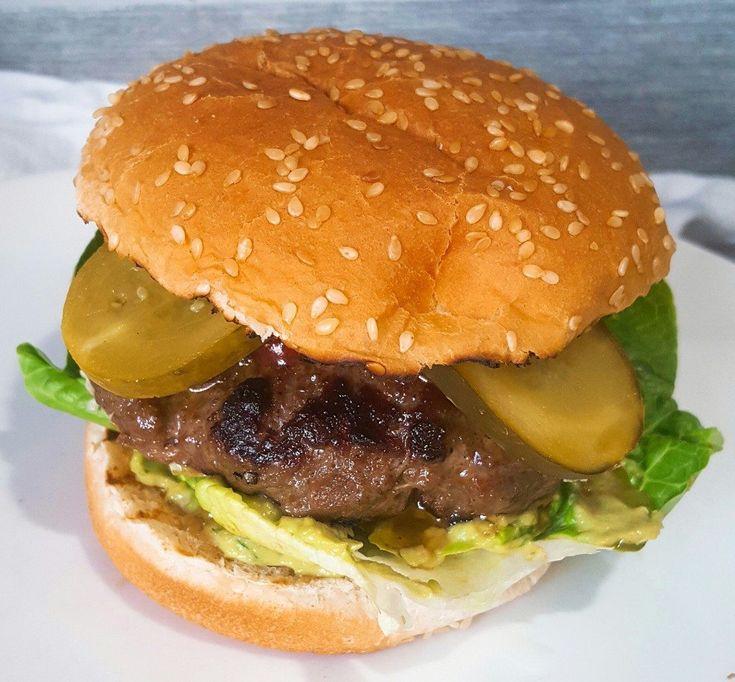 hoofdgerechten rundvlees hapjes/snacks lunch hamburger