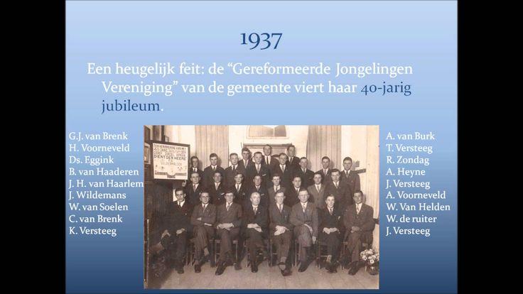 De Gereformeerde Kerk in Geldermalsen bestaat dit jaar 125 jaar. Deze video geeft een beknopt overzicht van hoogte- en diepte punten in de geschiedenis van d...