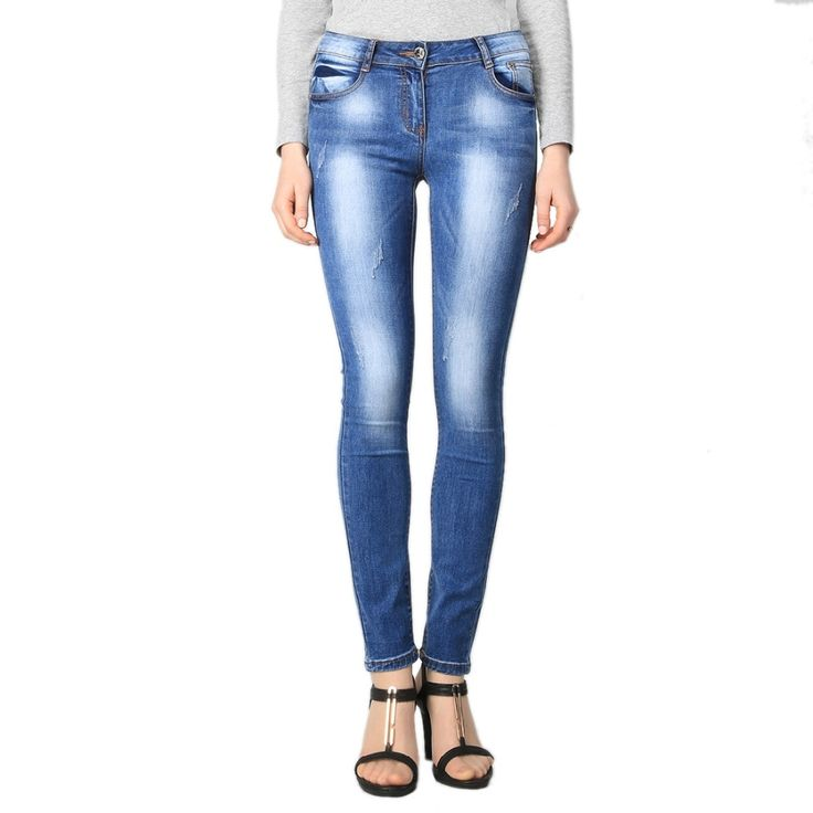 26.51$  Buy now - https://alitems.com/g/1e8d114494b01f4c715516525dc3e8/?i=5&ulp=https%3A%2F%2Fwww.aliexpress.com%2Fitem%2FSheXiang-Mrs-2016-Spring-Lady-s-High-Waist-Jeans-Stretch-Skinny-Denim-Pants-Women-Slim-Jeans%2F32623506533.html - Brand Skinny Jeans Women Mid Waist Pencil Pants Bow On Back Pockets Slimming Jeans Female Fashionable Style Plus Size 26.51$
