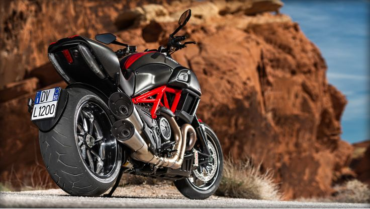 Diavel Carbon - Ducati