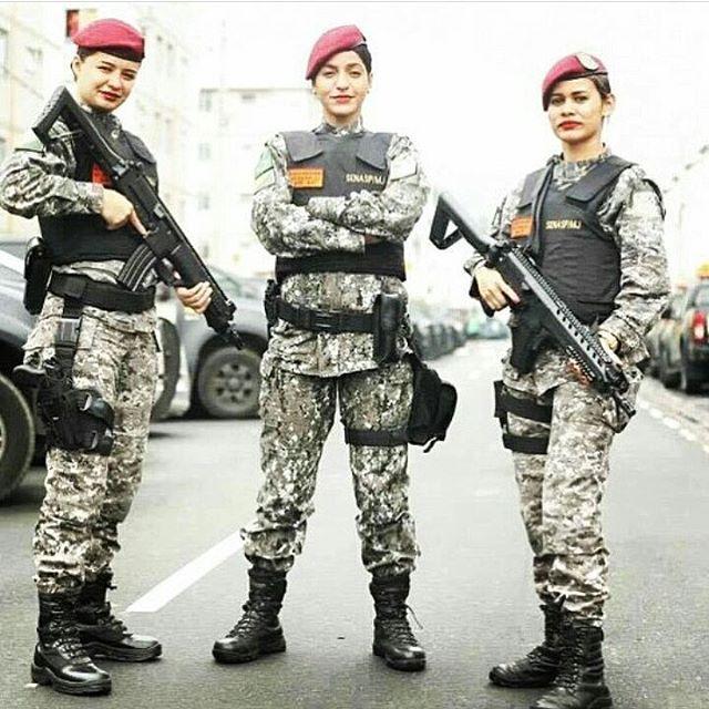 BOM DIA!  Guerreiras da Força Nacional  - GOOD MORNING! Warriors of the National Force  #brasil #usa #force #força #honra #fé #like4like #likeforlike #tagsforlikes #determination #blessed#militar #guerra #war #good #follow4follow #policiamilitar #militaresdomundo #respect #polizei#bope #goodnight #boanoite #caveira #gta #goodmorning #sniper #bomdia #military #good #army