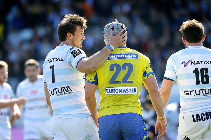 Racing 92 Rugby - Clermont Rugby
