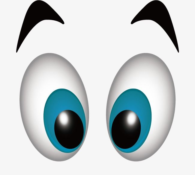 Creative Cartoon Eyes Eyes Clipart Eyebrow Cartoon Png Transparent Clipart Image And Psd File For Free Download Cartoon Eyes Eyes Clipart Creative