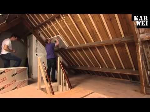 Schuin dak isoleren | KARWEI
