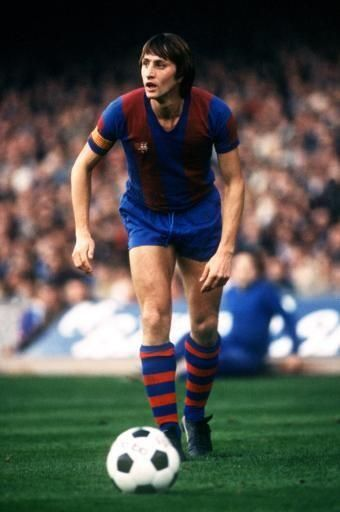 In Memory of Johan Cryuff who just passed on March 24, 2016. RIP