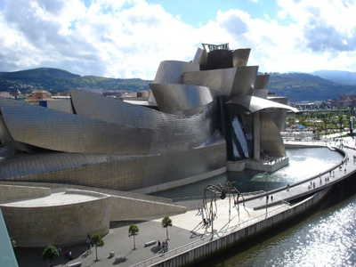 Museo Guggenheim in Bilbao   Basque Country