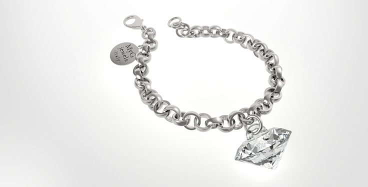 MyG jewels Love&Diamonds - Cristal Collection #lovebracelets #MyG #fashion #fashion #style #stylish #Design #jewelry