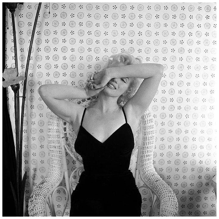 Marilyn Monroe by Cecil Beaton, 1956