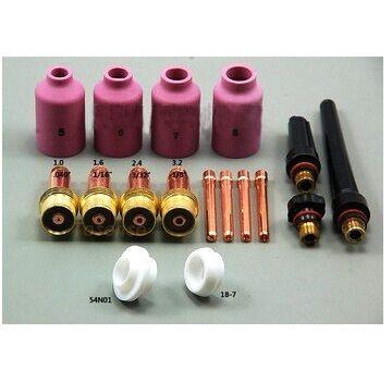 $21.58 (Buy here: https://alitems.com/g/1e8d114494ebda23ff8b16525dc3e8/?i=5&ulp=https%3A%2F%2Fwww.aliexpress.com%2Fitem%2Fnormal-products-Air-plasma-cutting-supplies-tig-lens-Nozzles-Torch-kit-Summer-Promotion-SR-PTA-DB%2F32383275018.html ) normal products Air plasma cutting supplies tig lens Nozzles Torch kit Summer Promotion SR PTA DB WP 17 18 26 Series;17Pcs for just $21.58