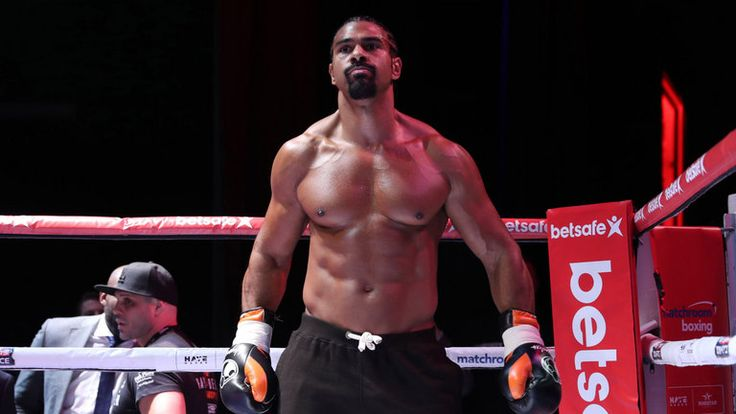 """David Haye wants to fight Anthony Joshua next year  David Haye wants to face Anthony Joshua next year in the """"biggest fight ever on UK soi..."""